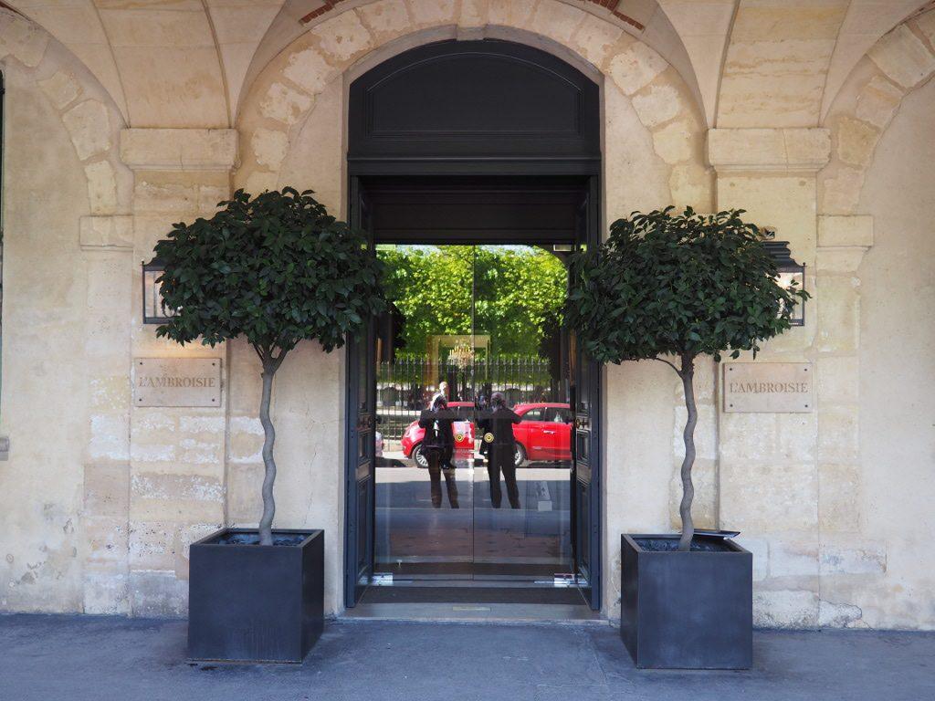 Ambroisie Paris