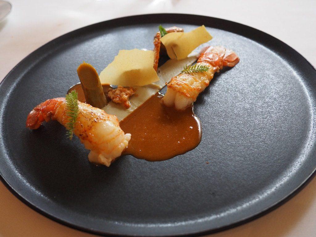 langoustine bernard loiseau